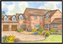 Rookery Manor, Ettington, Nr. Stratford upon Avon