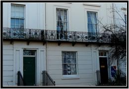 Leam Terrace, Leamington Spa
