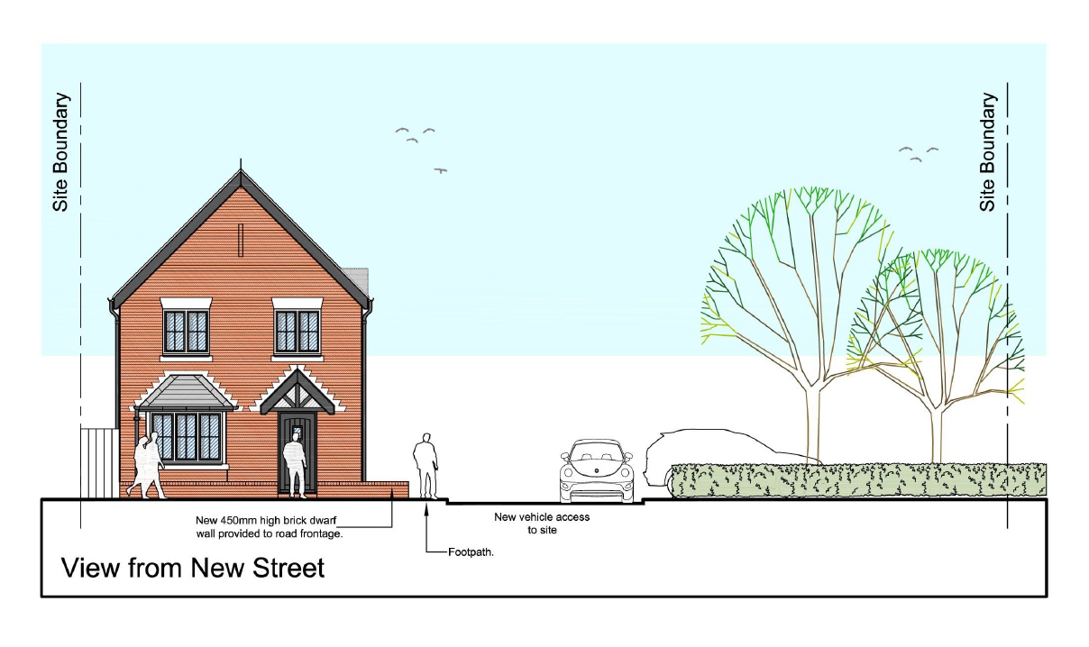 NEW STREET Tiddington, Stratford upon Avon CV37 7DA